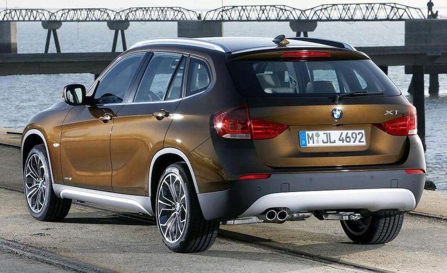 2011 BMW X1s - Slide 5