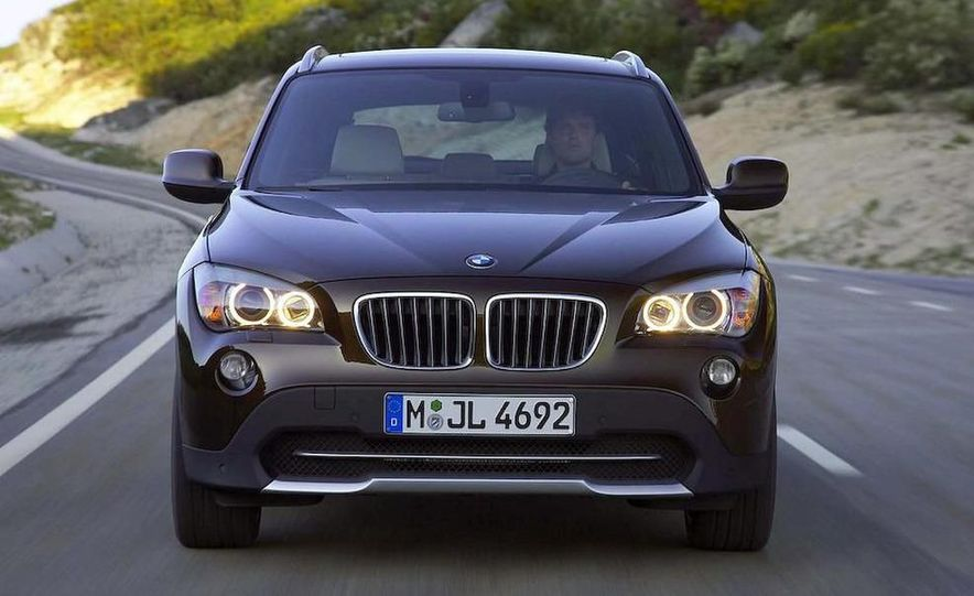 2011 BMW X1s - Slide 7