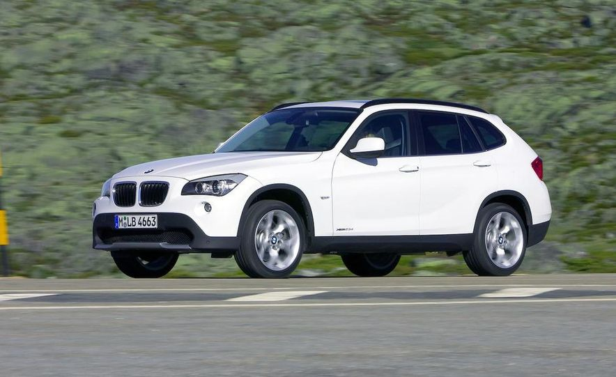 2011 BMW X1s - Slide 73