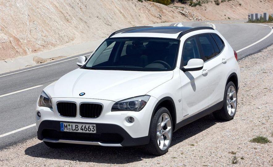 2011 BMW X1s - Slide 106