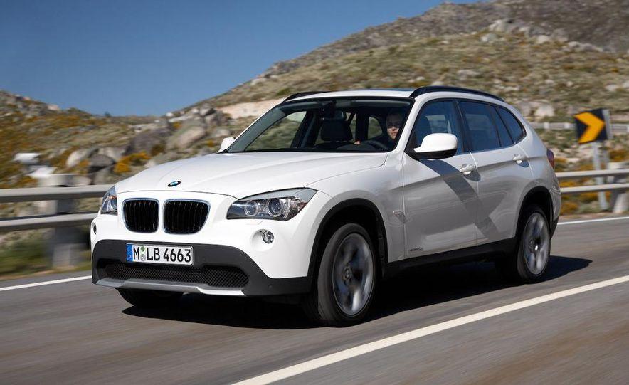 2011 BMW X1s - Slide 84