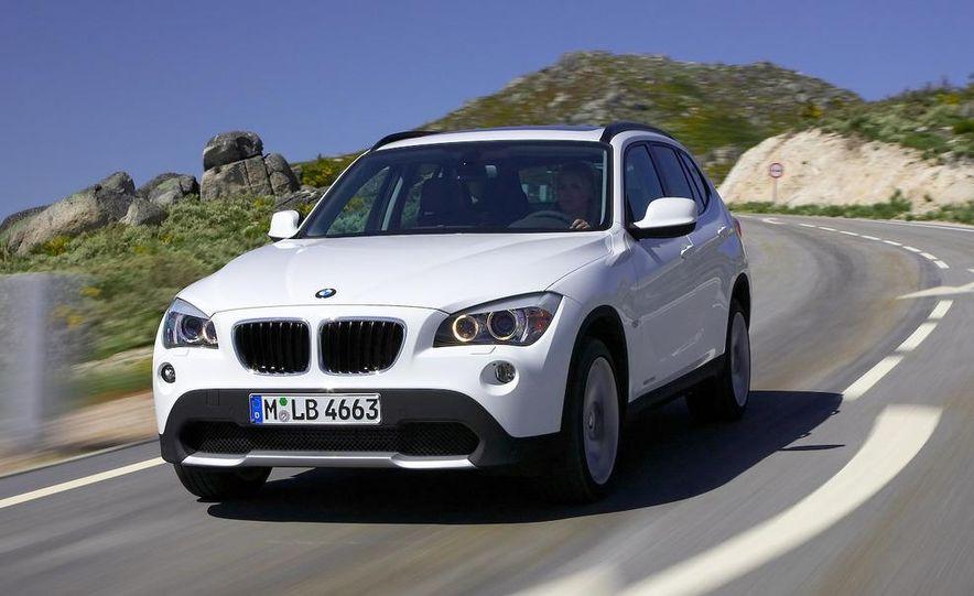 2011 BMW X1s - Slide 85