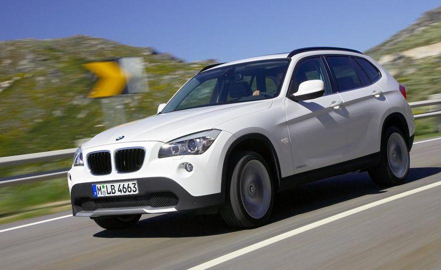 2011 BMW X1s - Slide 86