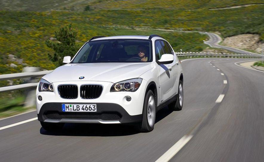 2011 BMW X1s - Slide 90