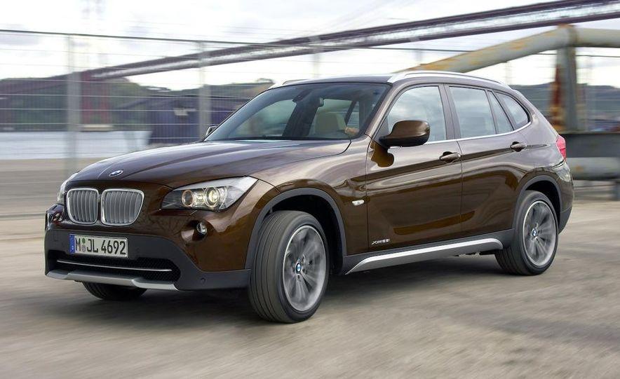 2011 BMW X1s - Slide 11