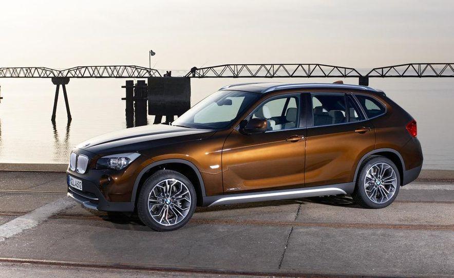 2011 BMW X1s - Slide 13