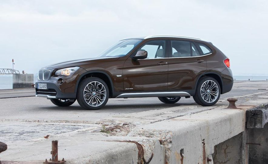2011 BMW X1s - Slide 16