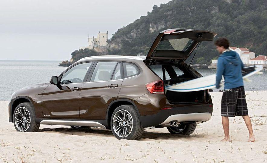 2011 BMW X1s - Slide 19