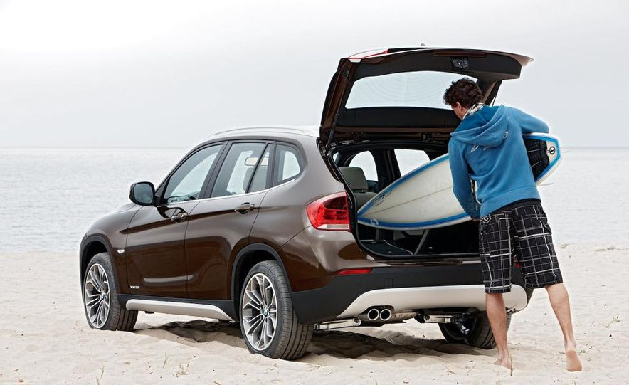 2011 BMW X1s - Slide 20