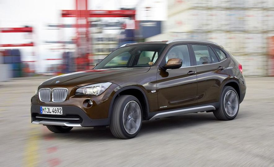 2011 BMW X1s - Slide 22