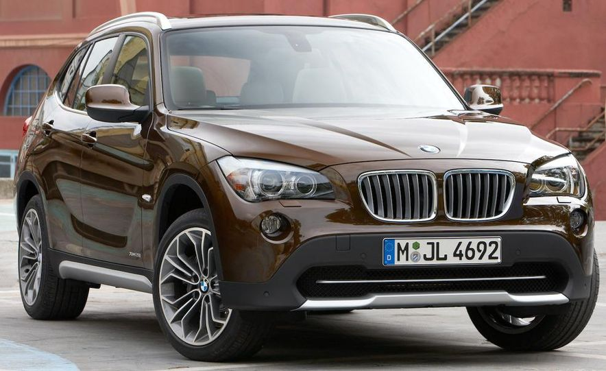 2011 BMW X1s - Slide 24