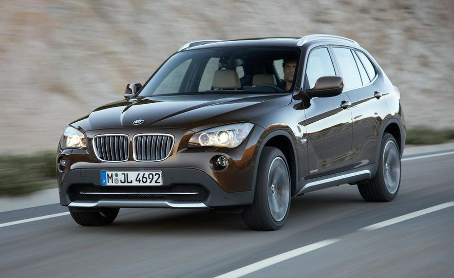 2011 BMW X1s - Slide 26