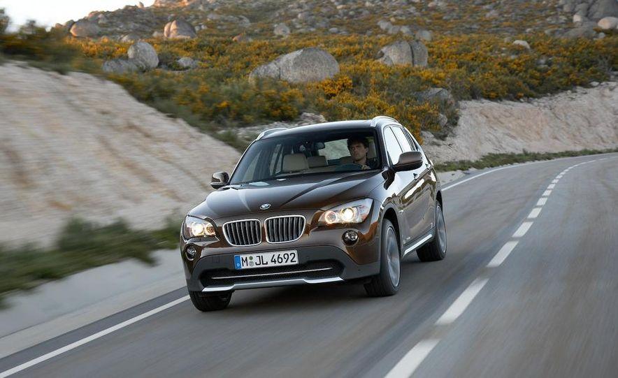 2011 BMW X1s - Slide 27