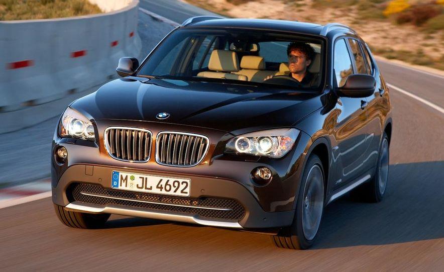 2011 BMW X1s - Slide 28