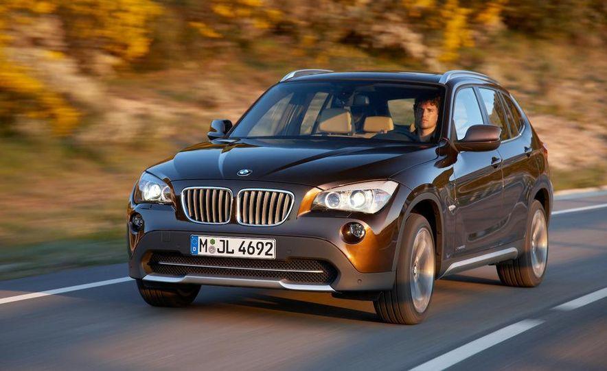 2011 BMW X1s - Slide 29
