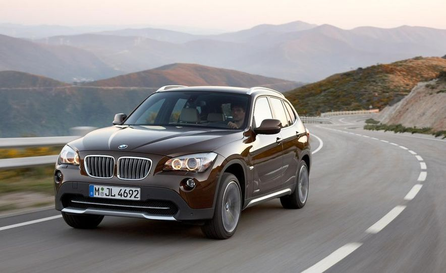 2011 BMW X1s - Slide 31