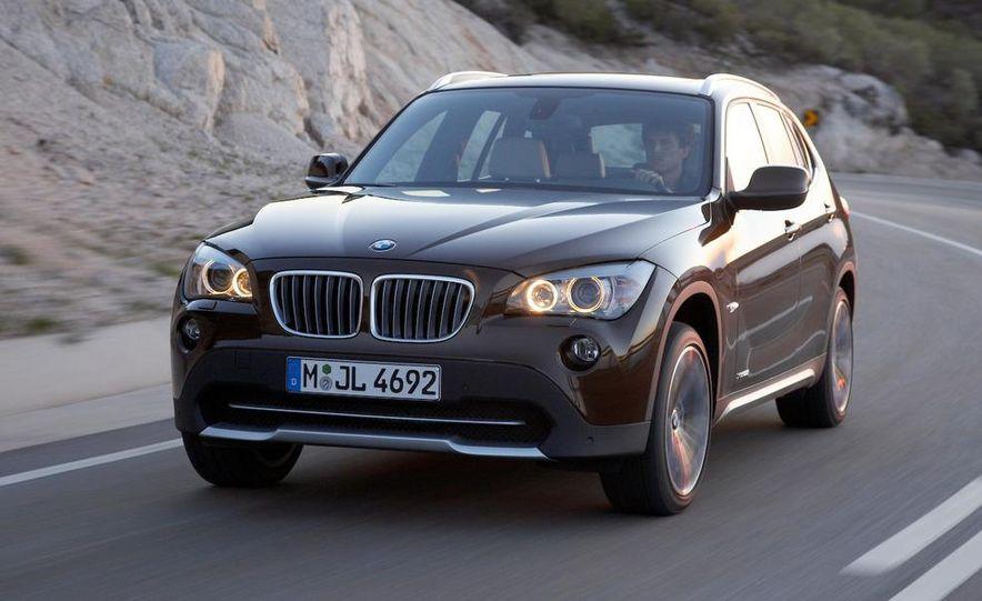 2011 BMW X1s - Slide 32