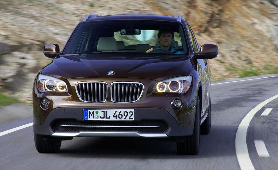2011 BMW X1s - Slide 36
