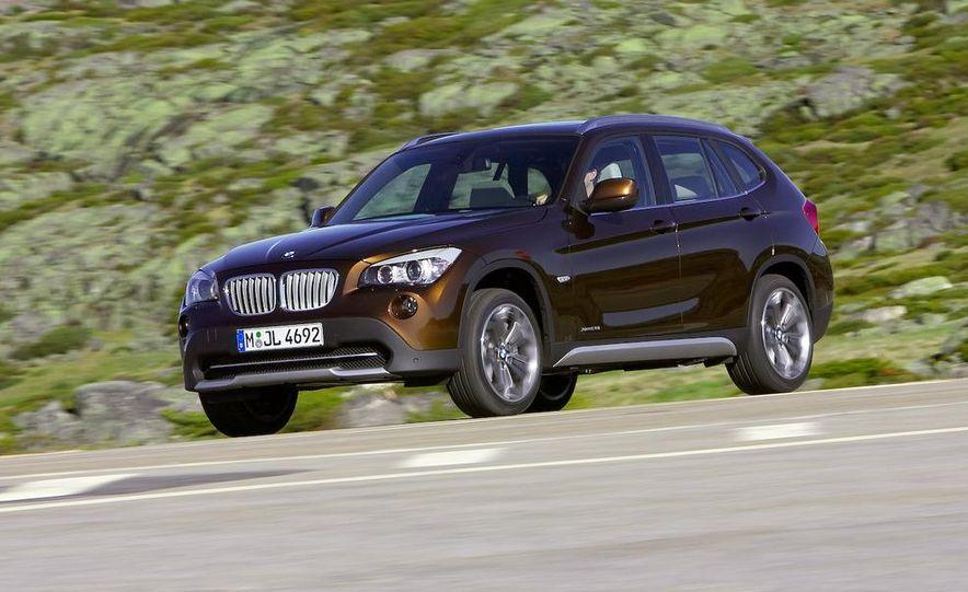 2011 BMW X1s - Slide 37