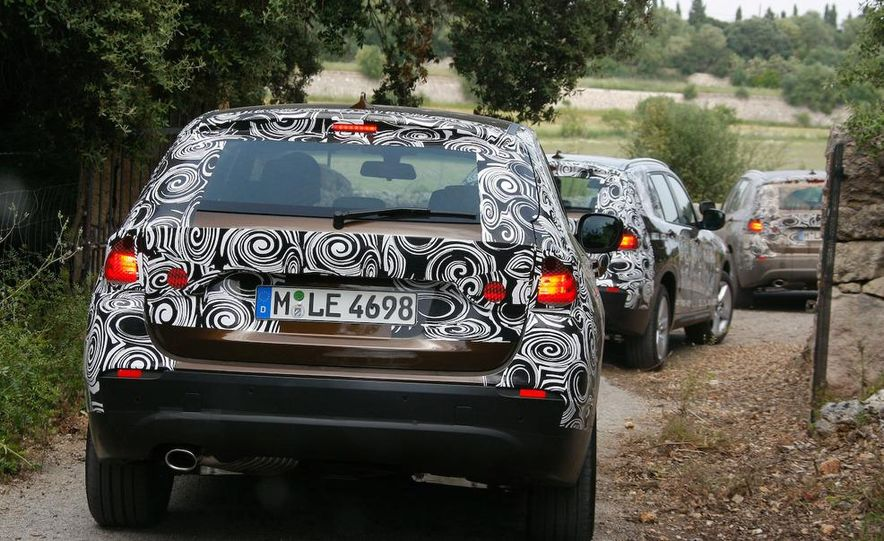 2011 BMW X1s - Slide 135