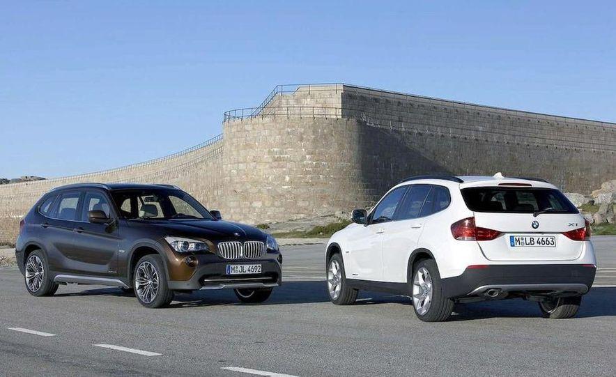 2011 BMW X1s - Slide 1