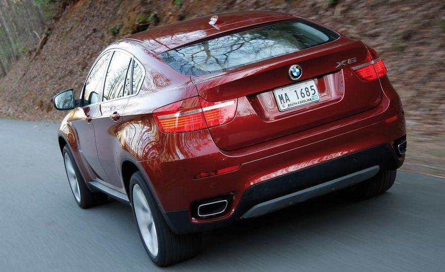 BMW Dynamic Performance Control torque-vectoring system and gearbox - Slide 35