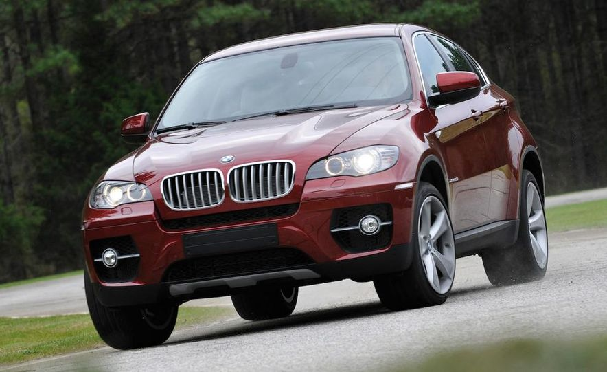 BMW Dynamic Performance Control torque-vectoring system and gearbox - Slide 48