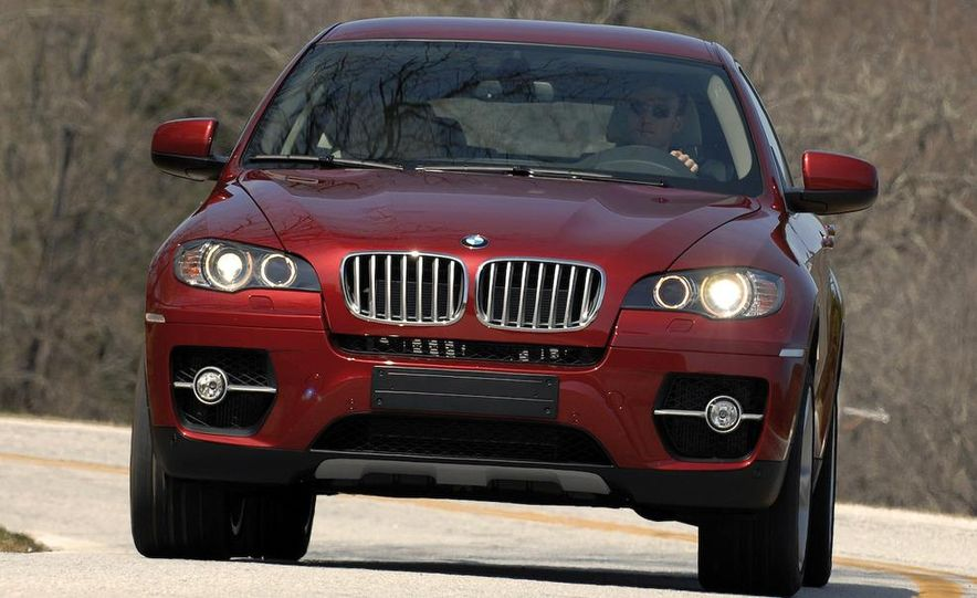 BMW Dynamic Performance Control torque-vectoring system and gearbox - Slide 50