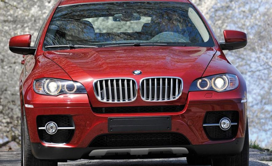 BMW Dynamic Performance Control torque-vectoring system and gearbox - Slide 54