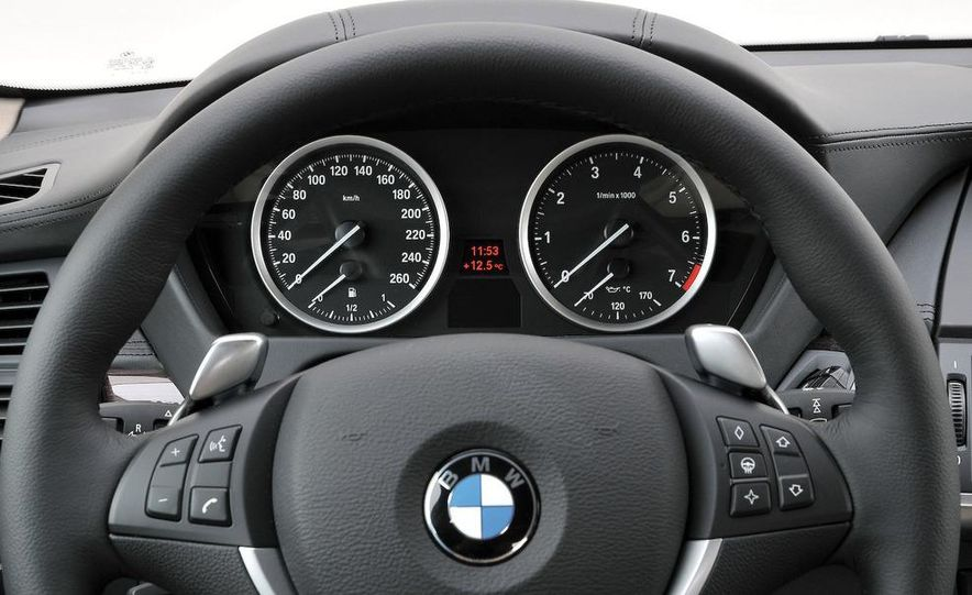BMW Dynamic Performance Control torque-vectoring system and gearbox - Slide 69
