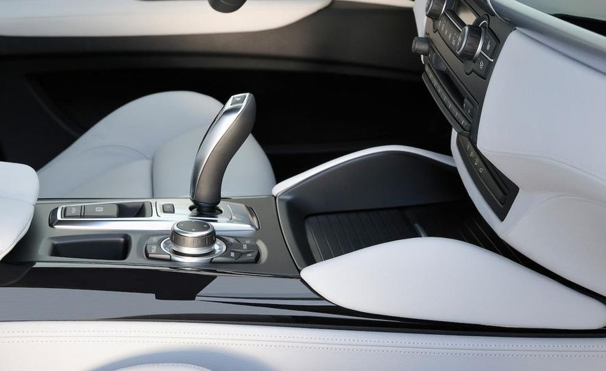 BMW Dynamic Performance Control torque-vectoring system and gearbox - Slide 32