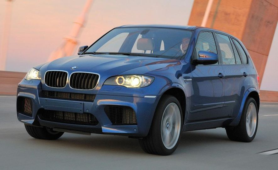 BMW Dynamic Performance Control torque-vectoring system and gearbox - Slide 15