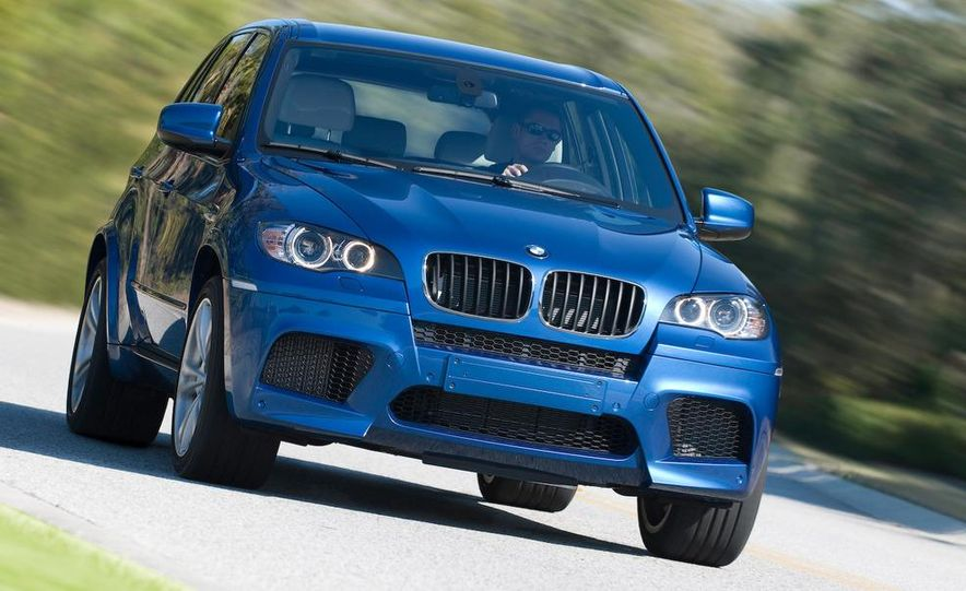 BMW Dynamic Performance Control torque-vectoring system and gearbox - Slide 17