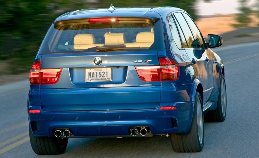 BMW Dynamic Performance Control torque-vectoring system and gearbox - Slide 23