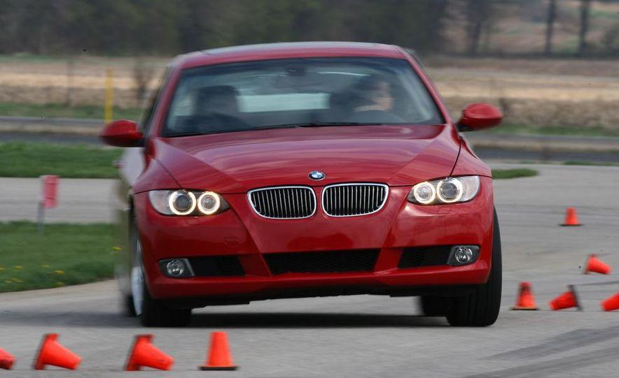 2009 BMW 328i coupe dry testing - Slide 1