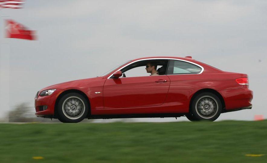 2009 BMW 328i coupe dry testing - Slide 3