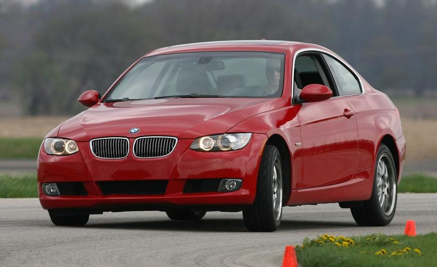 2009 BMW 328i coupe dry testing - Slide 5