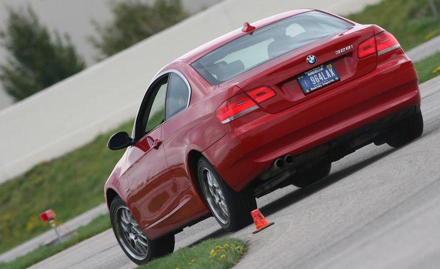2009 BMW 328i coupe dry testing - Slide 8
