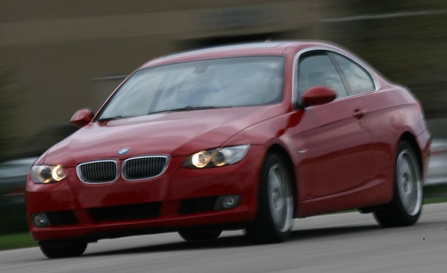 2009 BMW 328i coupe dry testing - Slide 9