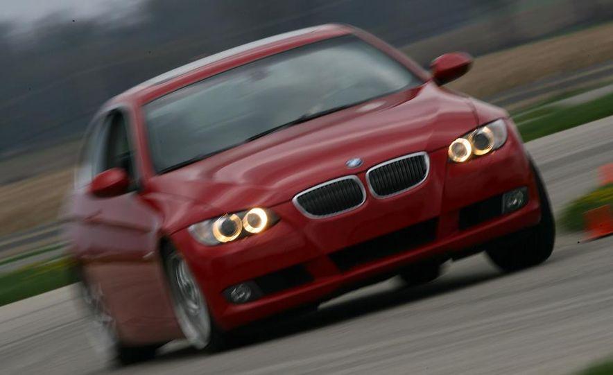 2009 BMW 328i coupe dry testing - Slide 10