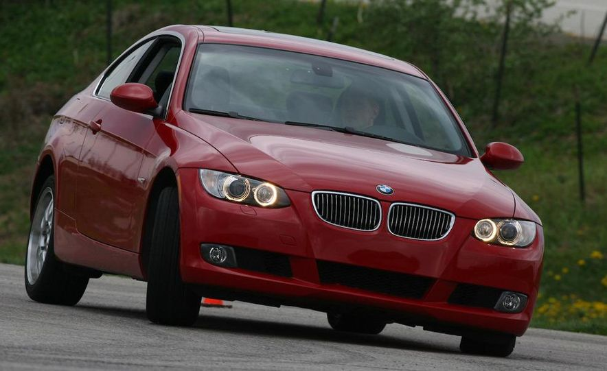 2009 BMW 328i coupe dry testing - Slide 11