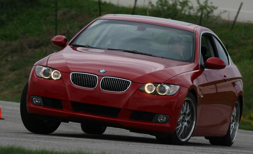 2009 BMW 328i coupe dry testing - Slide 12