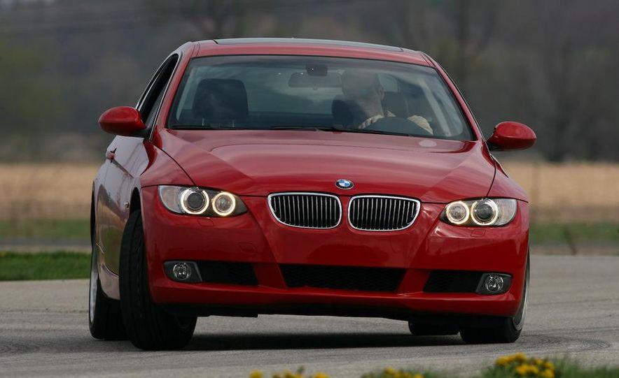 2009 BMW 328i coupe dry testing - Slide 13