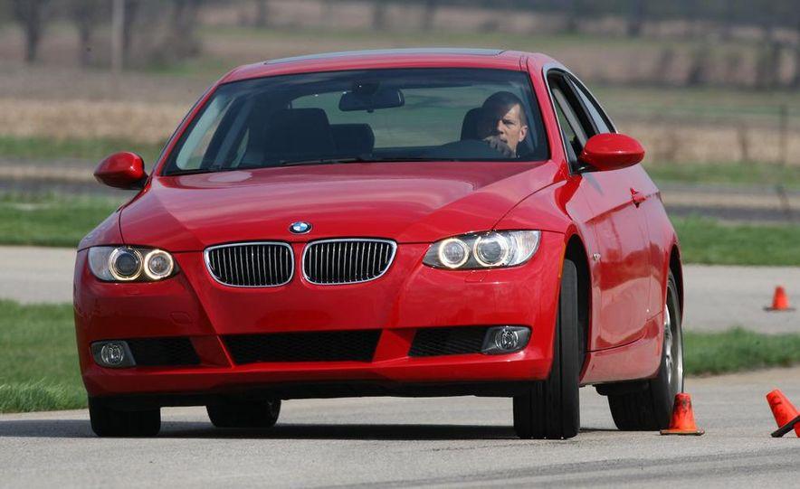 2009 BMW 328i coupe dry testing - Slide 14
