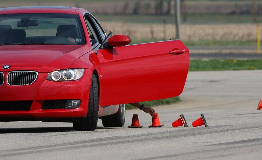 2009 BMW 328i coupe dry testing - Slide 15