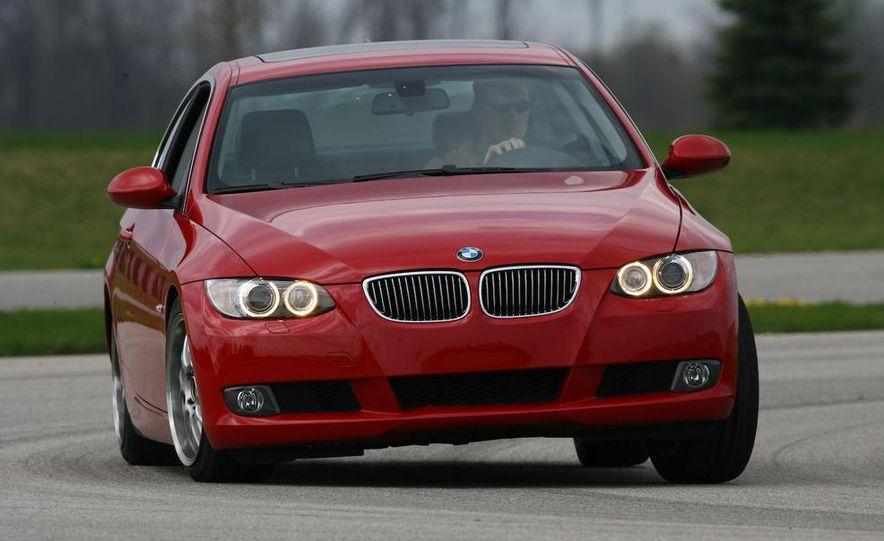 2009 BMW 328i coupe dry testing - Slide 16