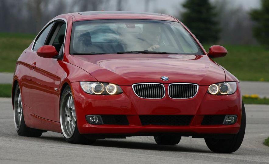 2009 BMW 328i coupe dry testing - Slide 17