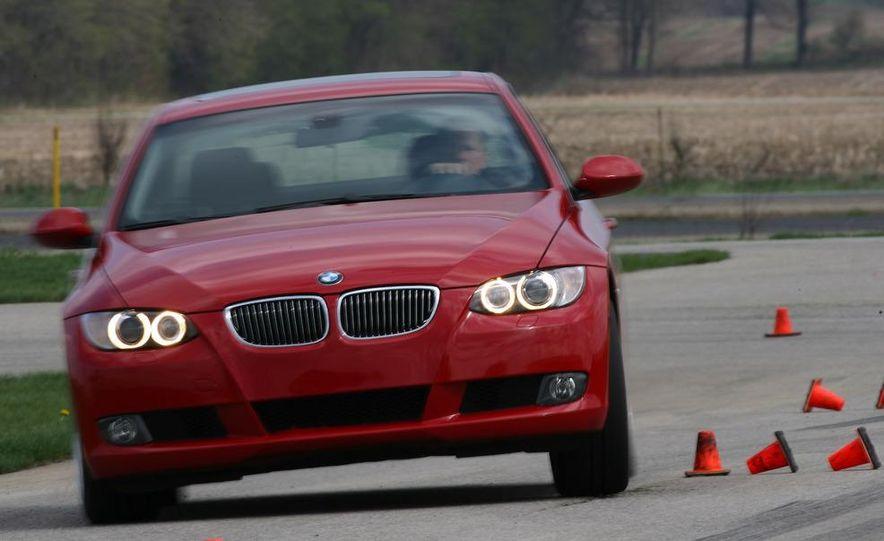 2009 BMW 328i coupe dry testing - Slide 18