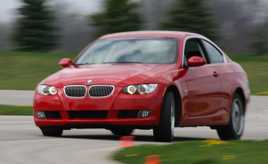 2009 BMW 328i coupe dry testing - Slide 19