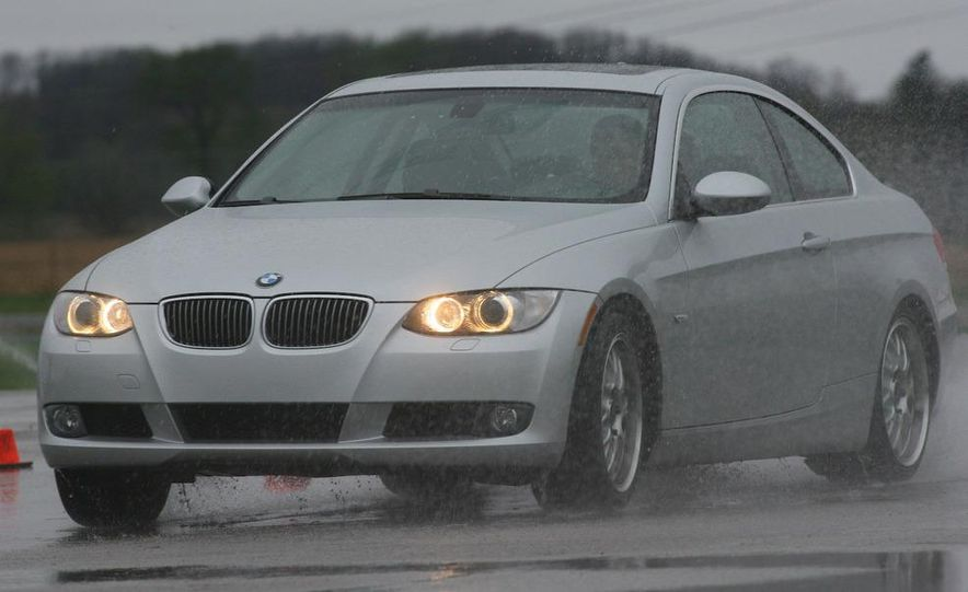 2009 BMW 328i coupe dry testing - Slide 20